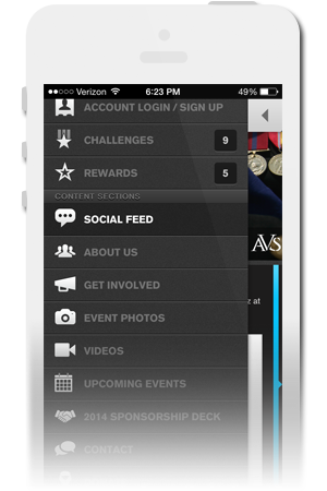 Alliance For Veteran Support Official Mobile App for iPhone & Android
