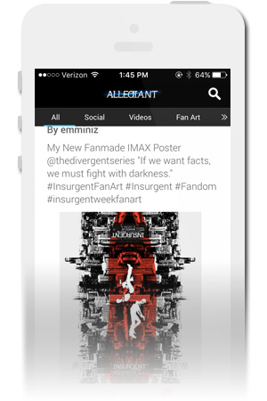 The Divergent Series Fandom Official Mobile App for iPhone & Android