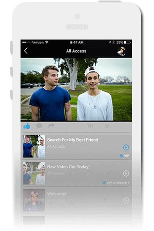 Chris Collins Official Mobile App for iPhone & Android