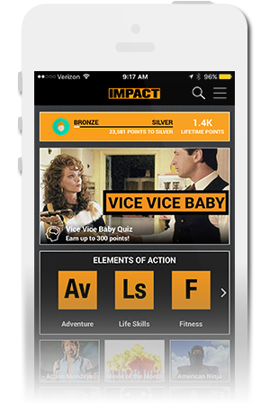 IMPACT | MGM Official Mobile App for iPhone & Android