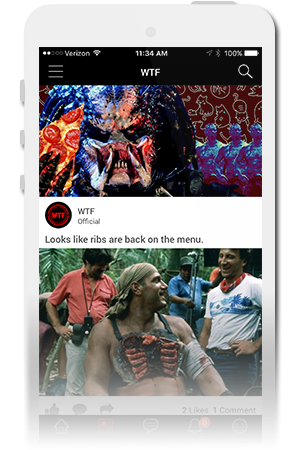 Predator | FOX Official Mobile App for iPhone & Android