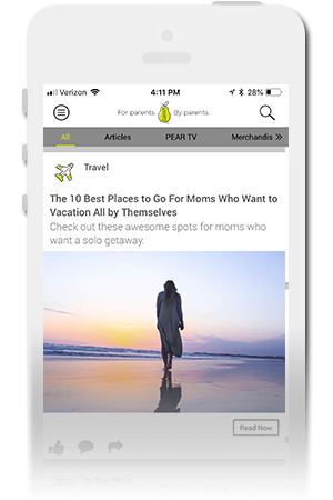 PEAR  | Official Mobile App for iPhone & Android