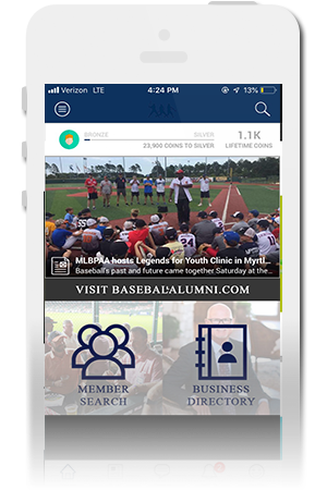 MLBPAA Official Mobile App for iPhone & Android