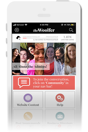 The Woolfer Official Mobile App for iPhone & Android