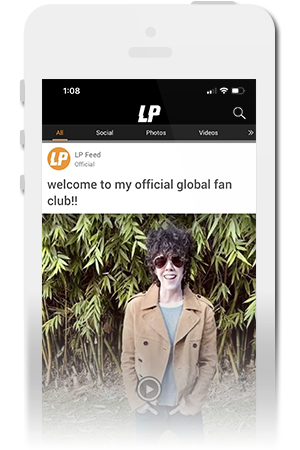 LP Official Mobile App for iPhone & Android