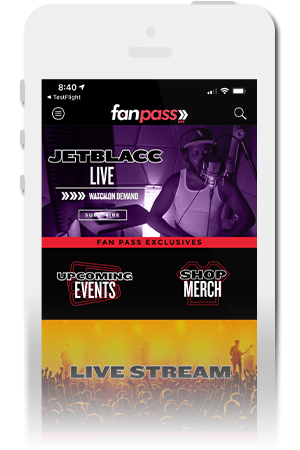 FanPass Official Mobile App for iPhone & Android