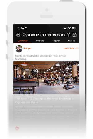 Good Is The New Cool Official Mobile App for iPhone & Android