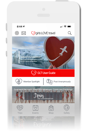 Girls LOVE Travel | Premium Official Mobile App for iPhone & Android