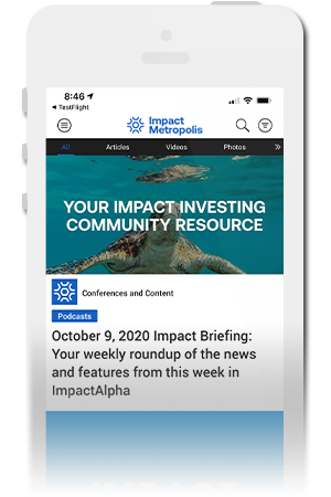 Impact Metropolis Official Mobile App for iPhone & Android