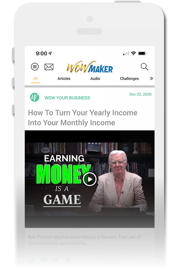 WOWMaker Official Mobile App for iPhone & Android