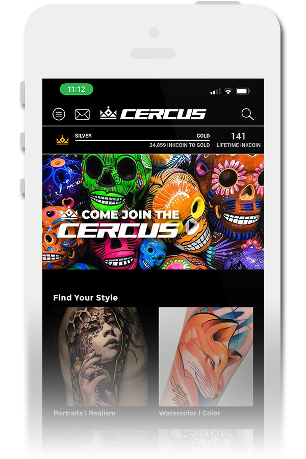 CERCUS Official Mobile App for iPhone & Android